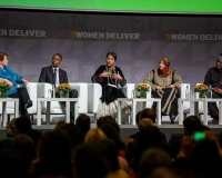 One of the Plenary sessions during Women Deliver Conference 2016. Speakers include : Mr. Babatunde Osotimehin, the 4th Executive Director of United Nations Population Fund