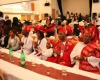 Pastor Abanise's family