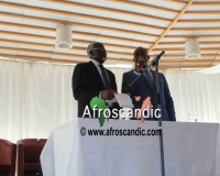 Ambassador Andre Hombessa, Embassy of Republic of Congo, Sweden