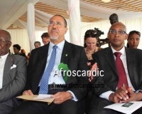Ambassdor Dr. Joseph  K. SANG, Embassy of Kenya, Sweden
