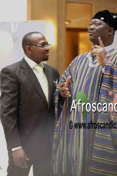 Celebrities Wear African Clothes
