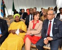 Ambassador Rev. Edith Mutale, Zambian Ambassador to Sweden