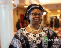 Yoruba Group in Sweden - a representative