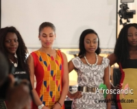 African Fashion week Sweden