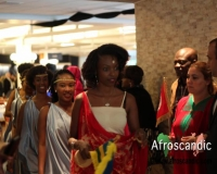 Rwandan Cultural group in Sweden