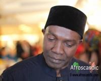 Mr. Kalu Benedict – Attaché (Administrative Affairs I)  Nigerian Embassy, Sweden