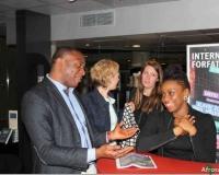Chimamanda Ngozi Adichie in copenhagen