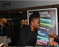 Chimamanda Ngozi Adichie in sorte biblioteket