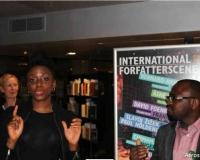 Chimamanda Ngozi Adichie with Afroscandic