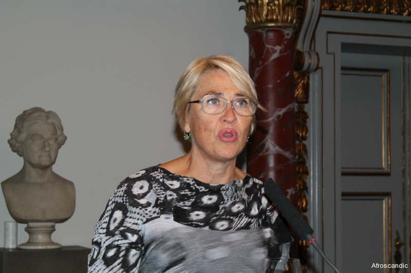 Danish Film Producer Vibeke Vindeløv
