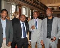 Samuel O. Alli, CEO Afroscandic, Lawrence Owonifari