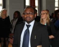 Samuel O. Alli, CEO Afroscandic