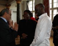 Ugandan Ambassador in Denmark, H.E. KIbedi W. Zaake