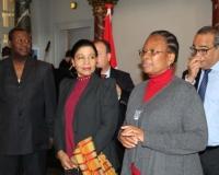 H.E. Ambassador Samkelisiwe Mhlanga, South African Embassy, Denmark