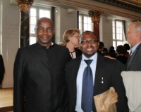 Boubacar Prosper Manli, first counsellor, Embassy of Burkina Faso, Denmark
