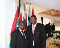 Mr. Tshepo Mogotsi, Minister Counsellor, Embassy of Botswana, Sweden