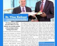 Dr. Titus Naikuni
