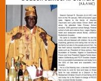 50th Birthday Celebration of Deacon Samuel R. Oluware (A.k.A MC)