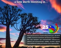 Namibian Business, Investment and Tourism Magazine