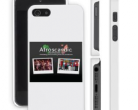 Afroscandic mobile phone covers