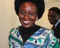 H.E Mrs Mariam Aladji Boni Diallo, Special Adviser for Diplomatic Affairs to the Head of State of Benin Republic