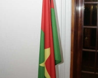 Embassy of Burkina Faso, Denmark