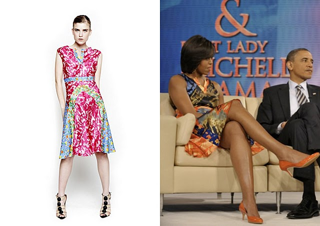 Michelle Obama Clothing Brands