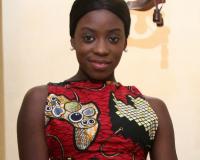 An african dress