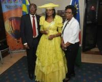 Ambassador Morina Muuondjo
