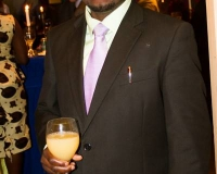Mr. Samuel Alli, Publisher, Afroscandic