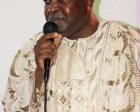 President of NAT( Nigerian Association Trondheim), Daniel Ayodeji Olupona