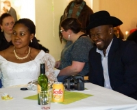 Party @ Nigeria 53rd Independent Anniversary in Trondheim, Norway