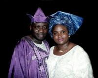 Pastor Joshua Oladokun and Mrs Florence Oriretan