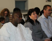 Adeniyi at Victory Chapel Ministries International, Denmark