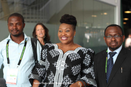 Yvonne Chaka Chaka, the Princess of Africa in Denmark