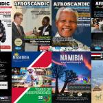 African Magazine in Scandinavia- Denmark, Finland, Iceland, Norway, Sweden