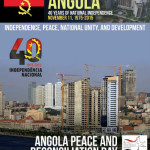 Another astounding feat: Afroscandic has just produced a Business, Investment and Tourism Magazine for the Embassy of Angola in Sweden