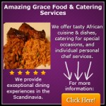 Amazing Grace Food & Catering Services, Sweden
