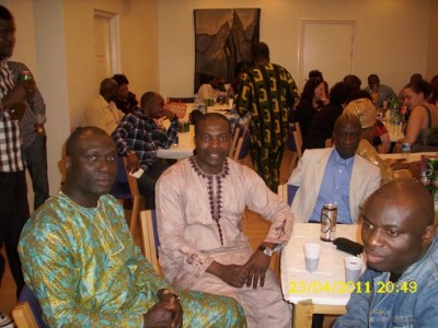 The Association of Yoruba in Denmark (AYOID) marked the Easter celebration with sparkling glee..