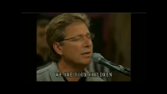 Don Moen singing hear our cry