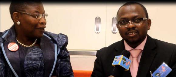 Dr. Obiageli Ezekwesili visits Denmark