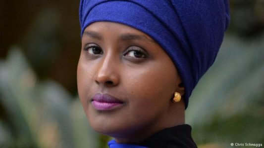 Fadumo Dayib runs for Somali president