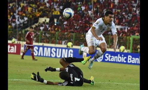 Ghana vs Equatorial Guinea, Africa cup of Nations 2015