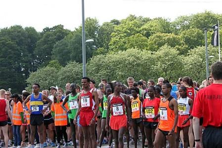Gothenburg marathon