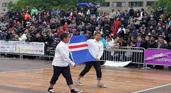 Cape Verde cultural group in Gothenburg