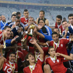 Libya defeated Ghana to lift African Championship of Nations Trophy