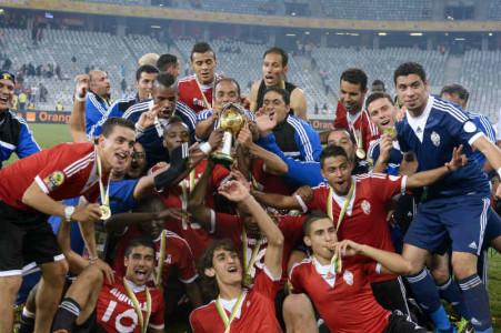 Libya national football team vs Ghana