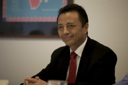 Madagascar former president, Mr. Marc Ravalomanana in denmark