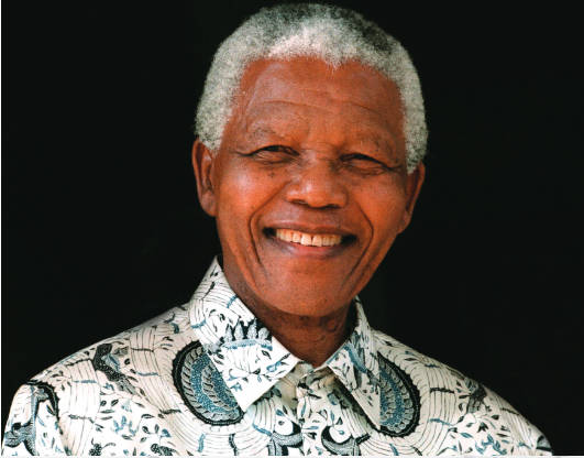 Nelson Mandela, african greatest hero