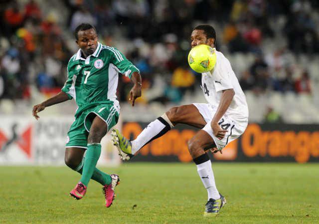 Nigeria vs Ghana African Nations Championship 2014
